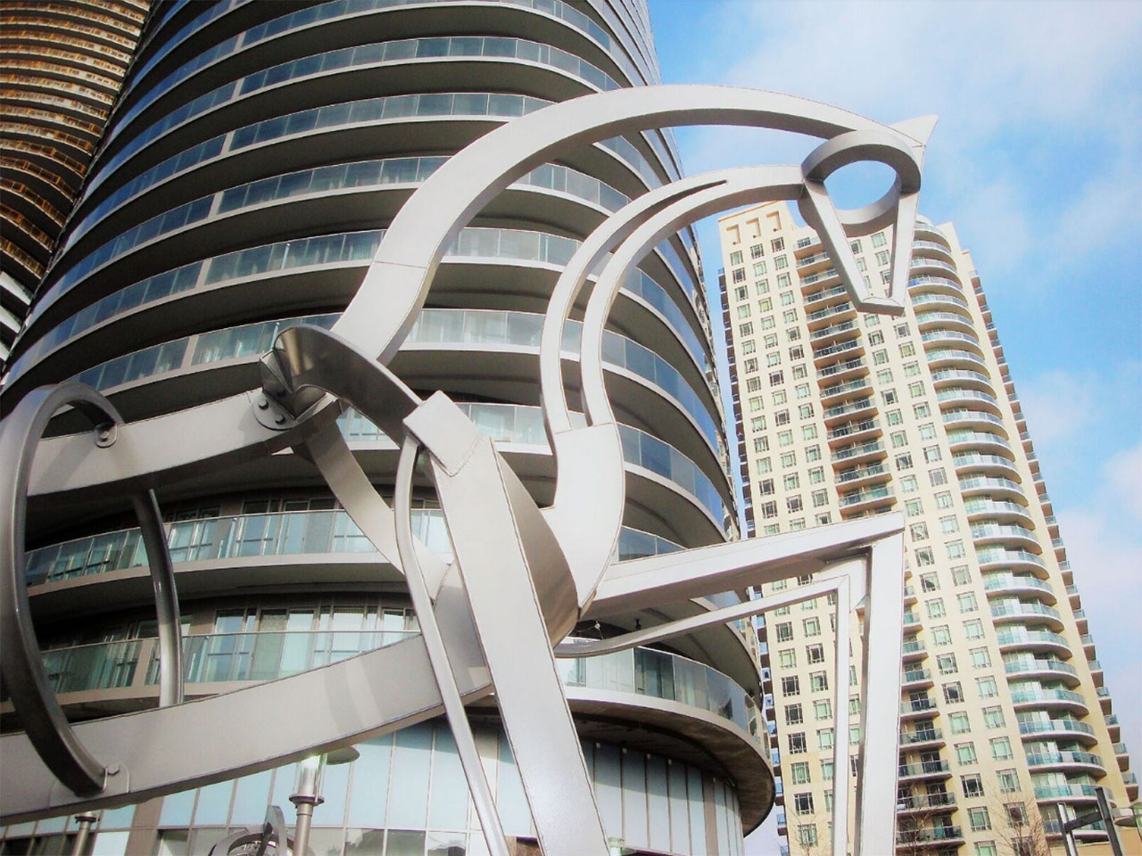 Absolute World Towers - Decorative Horses